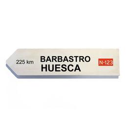 Barbastro (varios diseños)