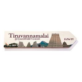 Tiruvannamalai, India (varios diseños)