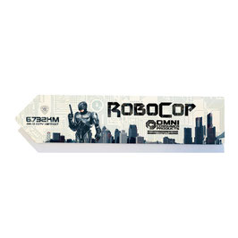 Robocop, Detroit/Delta city