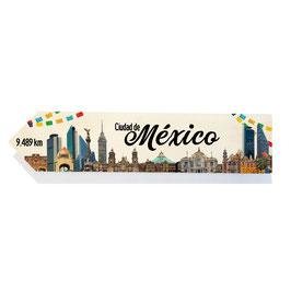 Ciudad de México (varios diseños)