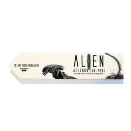 Alien (varios diseños)