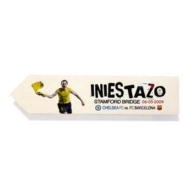 Barcelona, FCB, Iniestazo contra el Chelsea 2009 Gol de Iniesta
