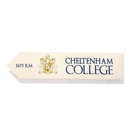 Elige la universidad, colegio mayor, el colegio o instituto que uieras, como el Cheltenham College