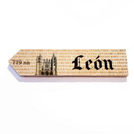 León (Varios diseños)