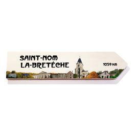 Saint-Nom La-Bretéche, Francia