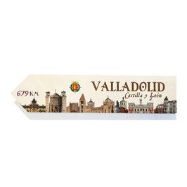 Valladolid (varios diseños)