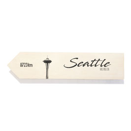 Seattle, Washington, USA  (varios diseños)