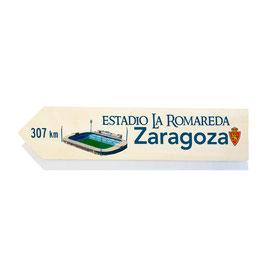 Zaragoza, Real Zaragoza, Estadio La Romareda