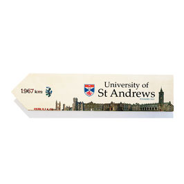 St. Andrews University, Escocia