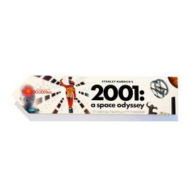 2001, odisea en el espacio