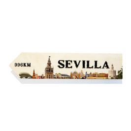 Sevilla (varios diseños)