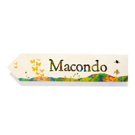 Macondo (Cien años de Soledad de Gabriel García Marques) Varios diseños