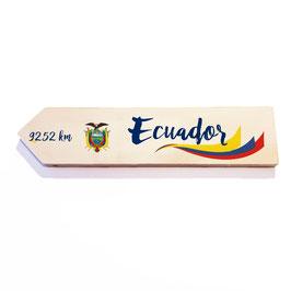 Ecuador (varios diseños)