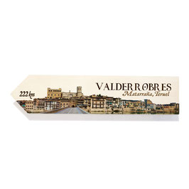 Valderrobles, Teruel