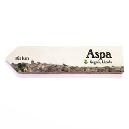 Aspa, Lleida