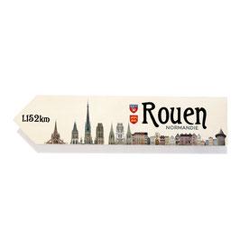 Rouen, Normandia (varios diseños)