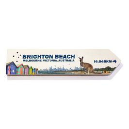 Brighton Beach, Melbourne (varios diseños)