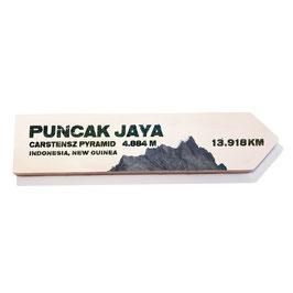 Puncak Jaya / Pirámide de Cartensz,  Nueva Guinea, Indonesia