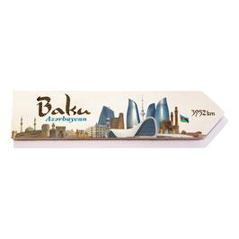 Baku, Azerbayan