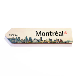 Montreal (varios diseños)