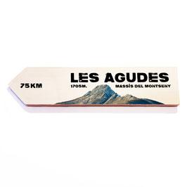 Les Agudes, Montseny