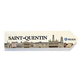 Saint Quentin (varios diseños)