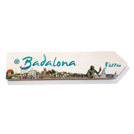 Badalona (varios diseños)