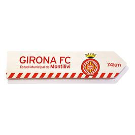 Girona FC, Estadi municipal de Montilivi