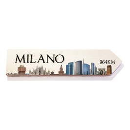 Milán, Italia (varios diseños)