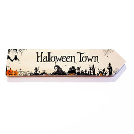 Halloween Town de Tim Burton