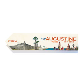Saint Agustine, Florida (varios diseños)