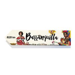 Barranquilla (varios diseños)