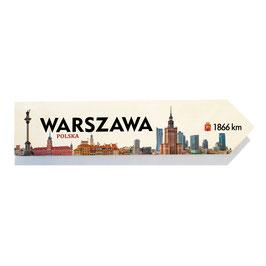 Varsovia (varios diseños)
