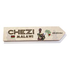 Chezi, Malawi (varios diseños)