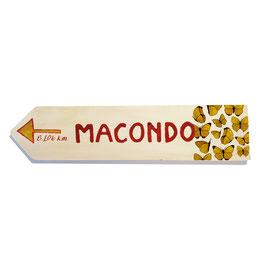 Macondo (cien años de Soledad de Gabriel García Marques)