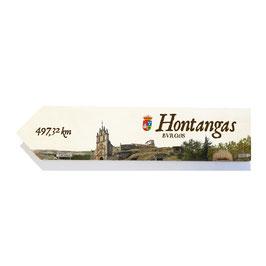 Hontangas, Burgos