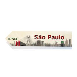 Sao Paulo, Brasil (varios diseños)