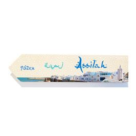 Asilah / Assilah (varios diseños)