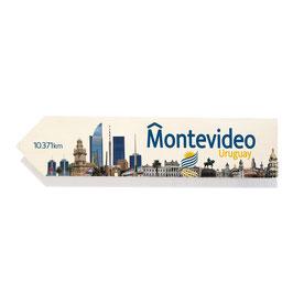 Montevideo, Uruguay (varios diseños)