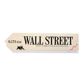 Wall Street, New York Stock Exchange, USA (varios diseños)