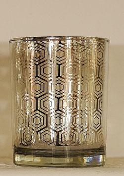Teelichtglas WABE - Light & Living