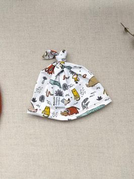 Newborn Mütze Ku 35-38