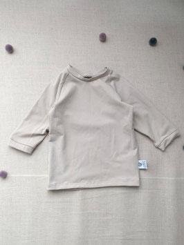 Bio Baumwoll Jersey Langarm Shirt