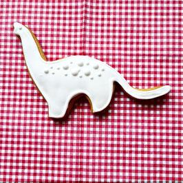 1 PYO Dinosaur Cookie
