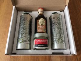 La simbiosi – olio, sale e aceto