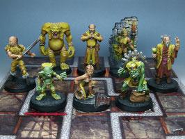 [PEINTURE] 8 figurines Dungeon Twister, Dungeon Twister Prison