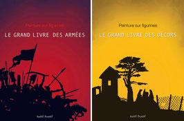 E+D - Les Grands livres Armées + Décors