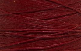 Zweifarbige Sehne - Schwarz Rot