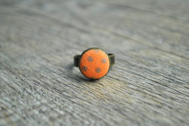 Ring Orange Drop