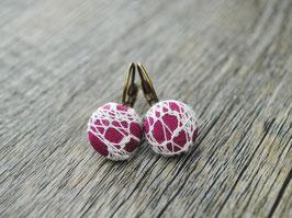 Ohrringe zartes Rosé